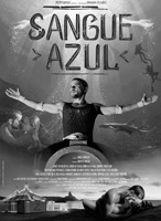 Sangue Azul (2015) - Cartaz